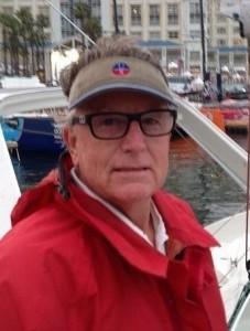 Gary Swenson, Owner Ullman Sails Ventura